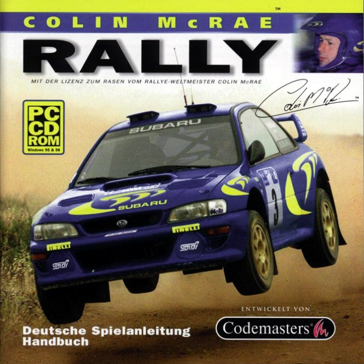 Collin McRae Rally Cracked CiFE preview 0